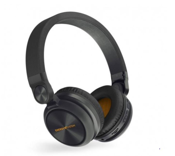 AURICULAR ENERGY HEADPHONES BT 2 URBAN RADIO 4.2 GRAPHITE 448890