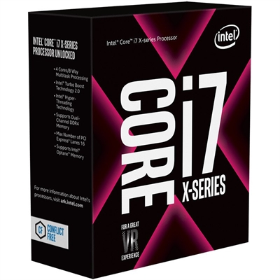 Intel Core i7 7800X 3.5Ghz 8.25MB 2066 BOX