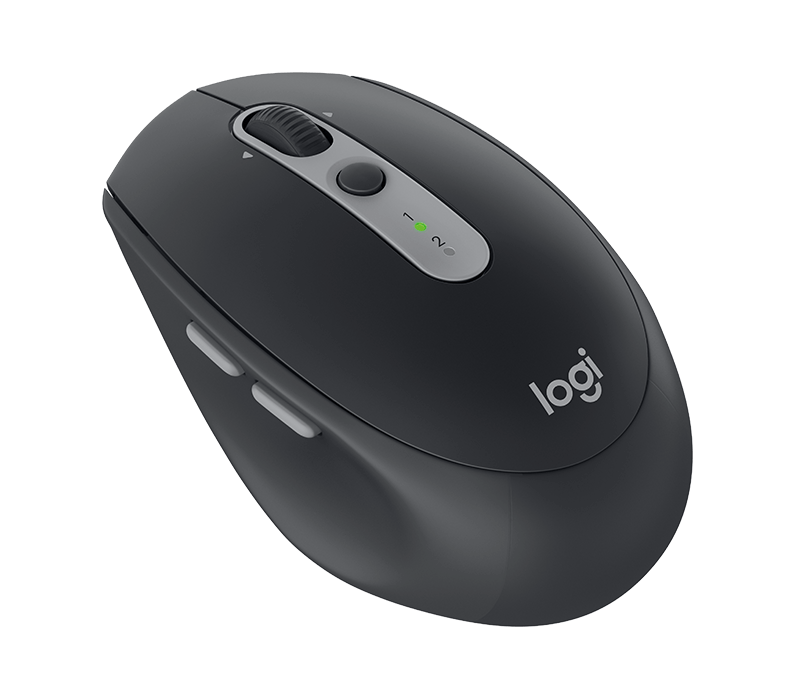 MOUSE LOGITECH M590  WIRELESS  MULTI-DEVICE SILENT COLOR GRAPHITE TONAL   P/N:910-005197