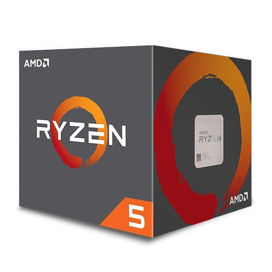 PROCESADOR AMD AM4 RYZEN 5 2600 6X3.4GHZ/19MB BOX