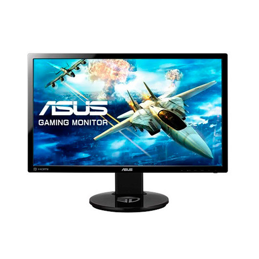 MONITOR LED 24  ASUS VG248QE GAMING 144hz 3D READY