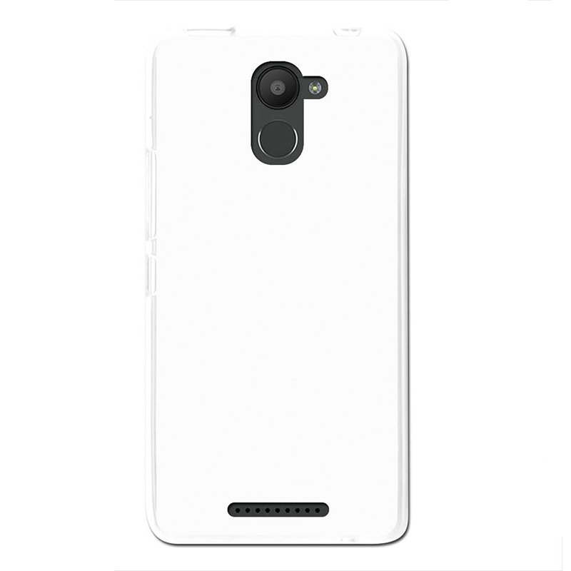 X-One Funda TPU Fino BQ U Plus Transparente