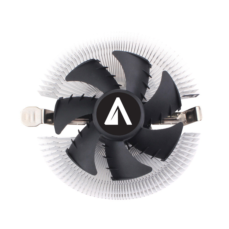 VENTILADOR CPU ABYSM AIR COOLER SNOW 3 PIN VENTILADOR: Intel LGA1156/1155/1151/1150/775  AMD FM1/AM3+/AM3/AM2+/AM2/AM4