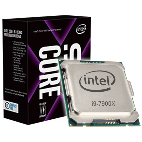 MICRO INTEL CORE I9 7900X 3.3GHZ S2066 13.75MB BX80673I97900X