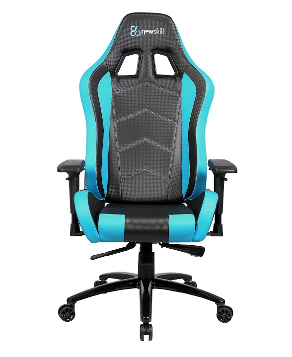 Silla Gaming Takamikura Carbono Edition - Azul