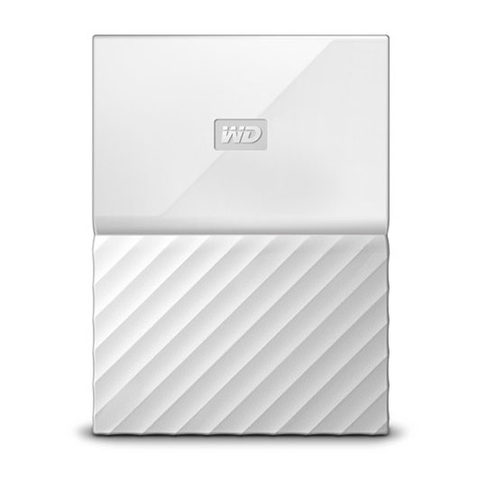 HD EXT USB3.0 2.5  1TB WD MY PASSPORT BLANCO