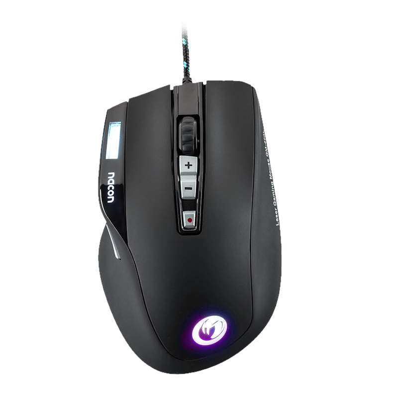 Ratón Gaming NACON GM-400L Laser