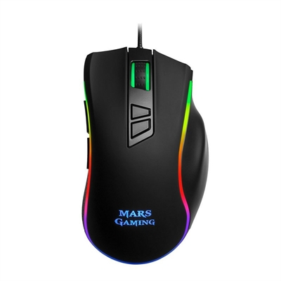 MOUSE MARS GAMING MM318 24.000DPI SOFTWARE