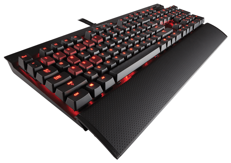 TECLADO CORSAIR USB K70 GAMING VENGEANCE MECANICO TECLAS CHERRY MX BROWN RETROILU