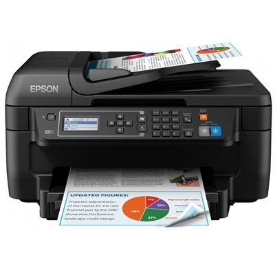 Epson Multifunción WorkForce WF-2750DWF Wifi Fax
