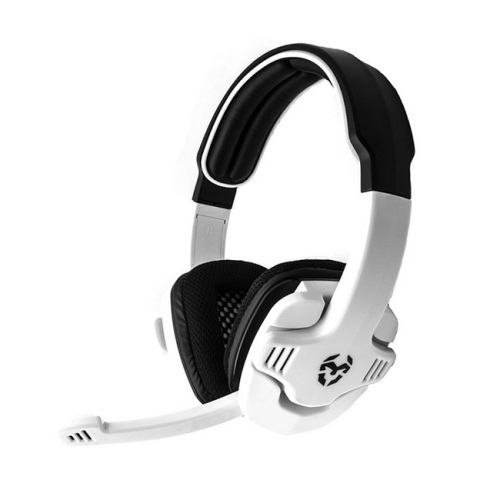 Nox Auricular Gaming Krush Zero Blanco