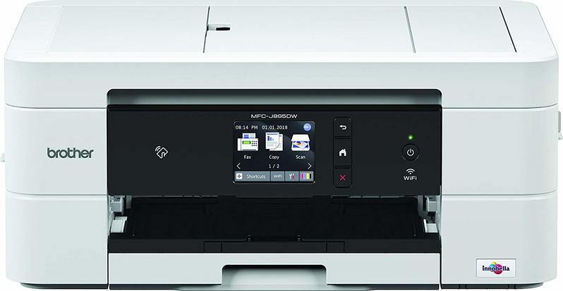 IMPRESORA BROTHER MF INKJET COLOR  MFCJ895DW FAX Doble Cara Wifi