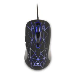 RATON  NGS USB GAMING GMX110 4 COLORES LED