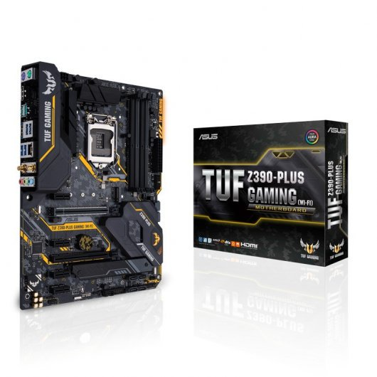 PLACA ASUS TUF Z390M-PRO GAMING INTEL 1151 MATX