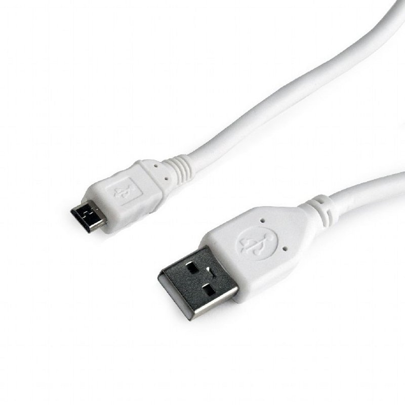 Gembird Cable USB 2.0 A/M a MicroUSB B/M 1 Mts